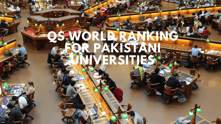 7 Best Engineering Universities in Pakistan According to QS World Ranking
