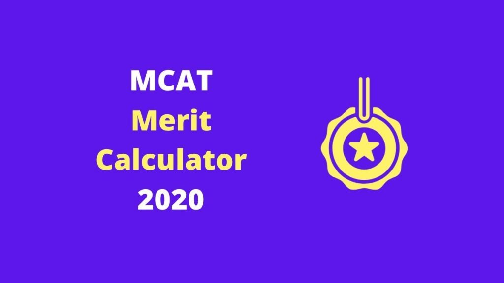 MeritMCAT Merit Calculator by EduManias