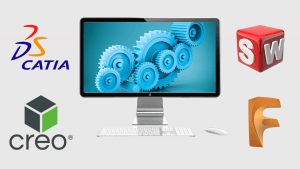 Top 3D CAD software for mechanical engineers