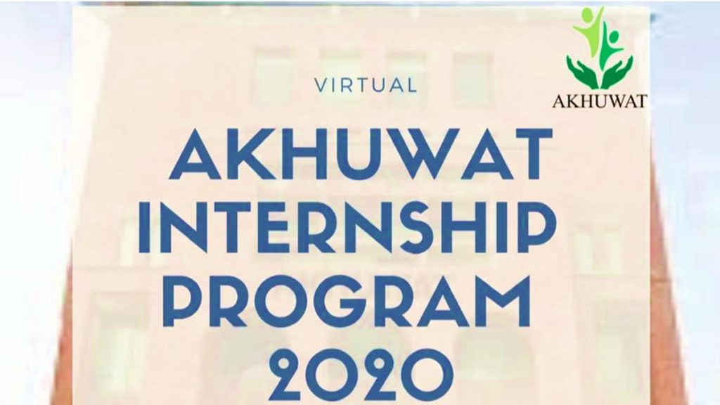Akhuwat Virtual Internship Program 2020