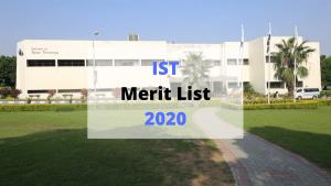 IST Merit List 2020