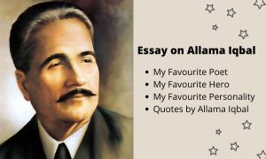 500 Words Essay on Allama Iqbal in English