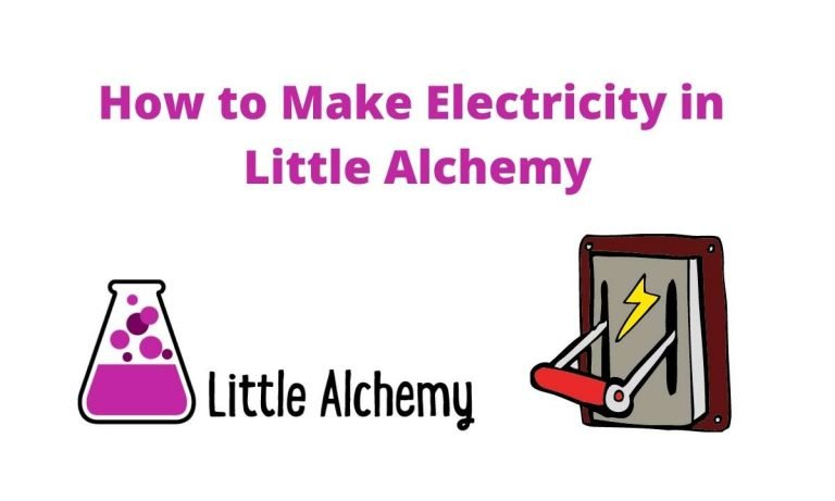 How to Make Electricity in Little Alchemy 9 Hints