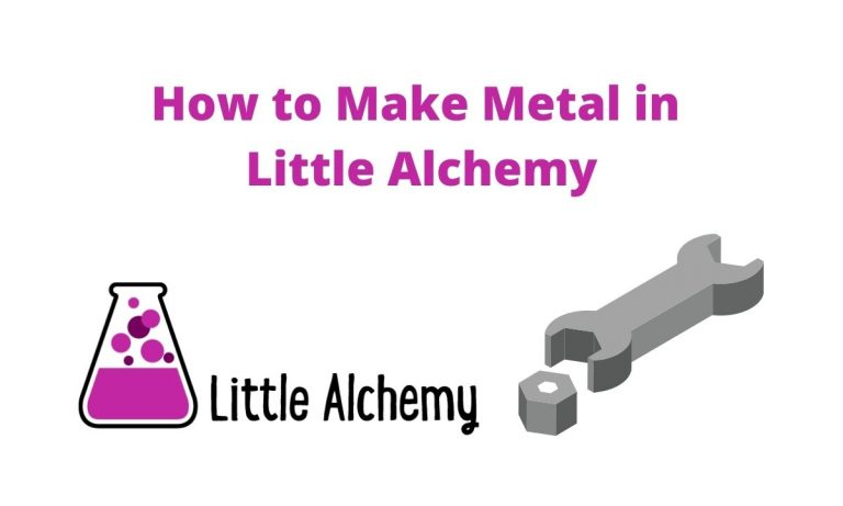 How to Make Metal in LittleAlchemy 5 Hints