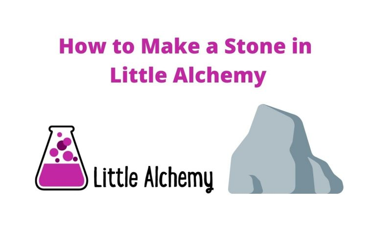 3 Hints on How to Make Stone in Little Alchemy