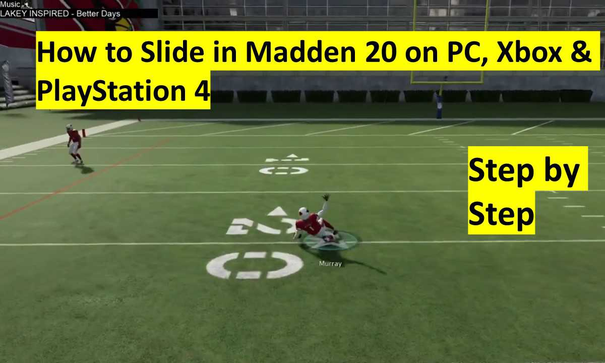 how to slide in madden 20 with quarterback