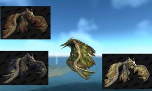 kul tiran human druid flight form