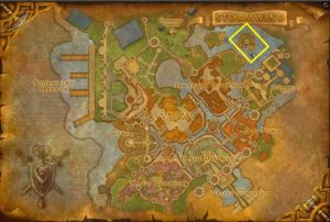 How to get to Silithus as Alliance race in WoW BFA