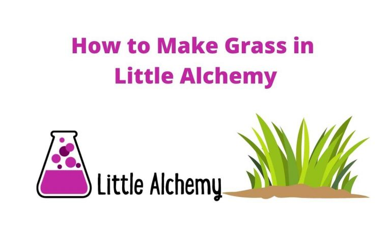 How to Make Grass in LittleAlchemy Step by Step Hints
