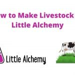 how to make livestock in little alchemy 2