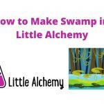how to make swamp in little alchemy 2