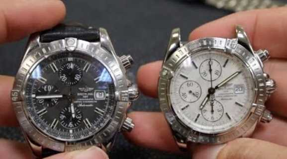 4 Ways To Determine if a Breitling Watch Is Fake