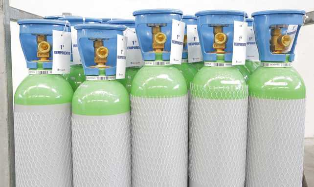 How to Ensure Your Gas Bottles Are Stored Safely