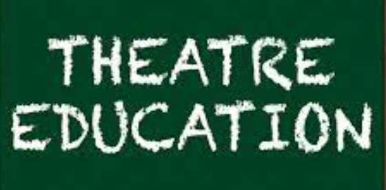 Theatre Education Lesson