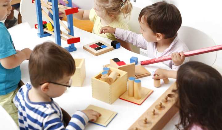 Top Reasons Why Montessori daycare is Right for the Child