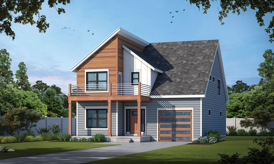 Building Unique and Creative Style Custom Home Building Plans