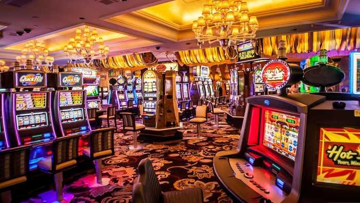 The Shocking Revelation of Slot Games