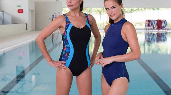 The different types of swimwear for women
