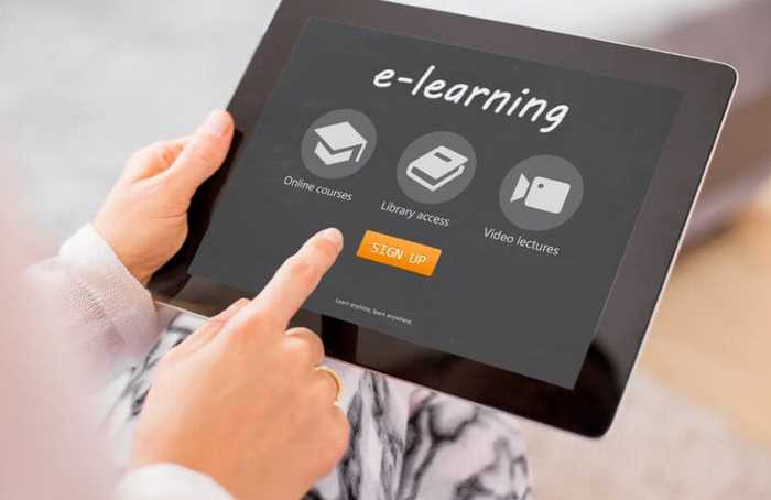 Trends in e-Learning for 2022