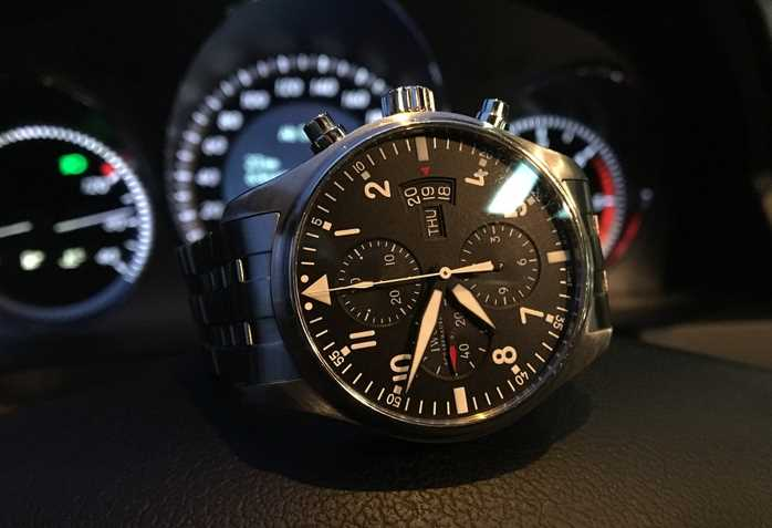 Finding The Perfect Watch