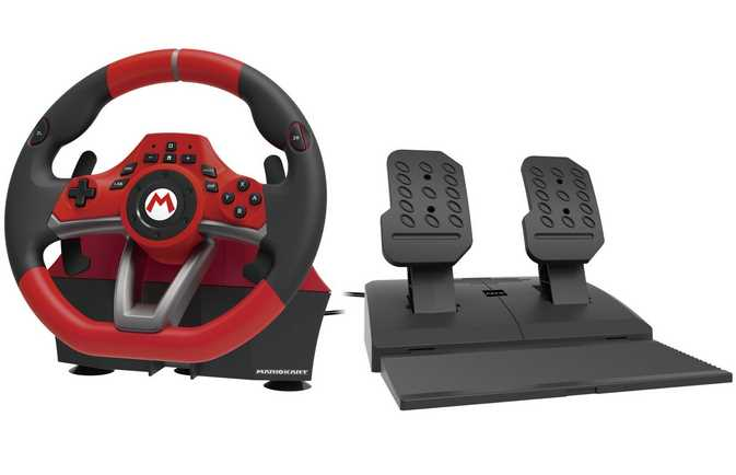 Perfect steering wheels for your PS5