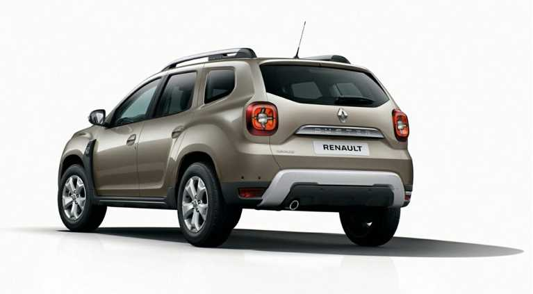Renault Duster Features